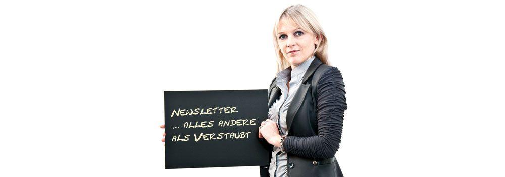 secoso Julia Falkner - Newsletter