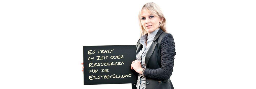 secoso Julia Falkner - Erstbefüllung neue Website